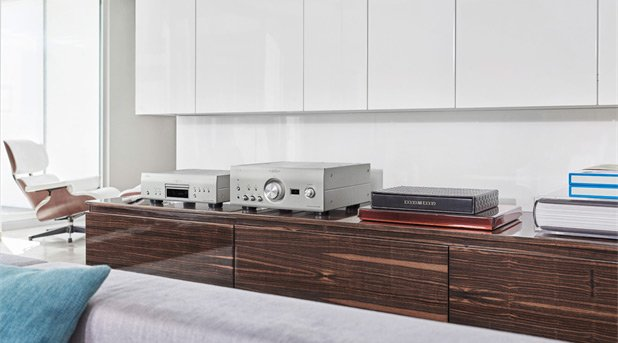 denon pma stereo entegre amfi
