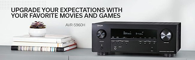 Denon AVR-S 960H