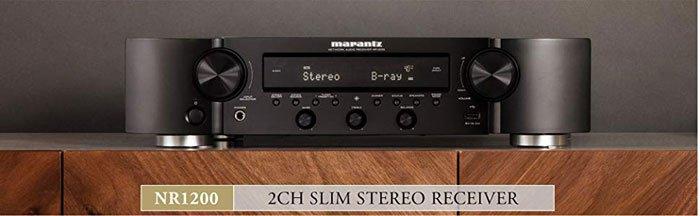 Marantz NR 1200 Stereo Network Receiver