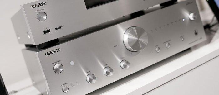 Onkyo A-9150 Entegre Stereo Amplifikatör