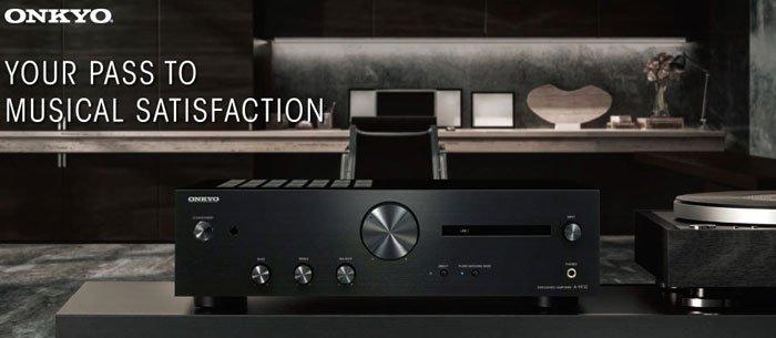 Onkyo A-9110 Entegre Stereo Amplifikatör