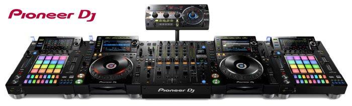 Pioneer DJ DJS 1000