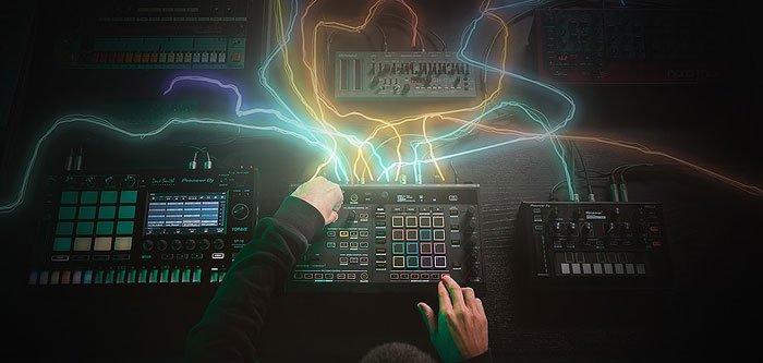 Pioneer DJ SQUID Multitrack Sequencer