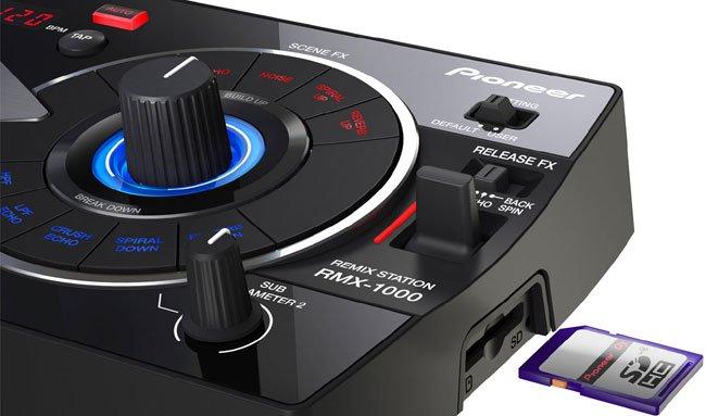 Pioneer DJ RMX-1000 DJ Efekt Cihazı