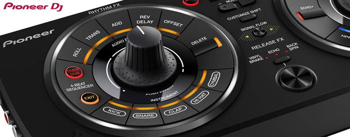 Pioneer DJ RMX-500 Dj Efekt Cihazı