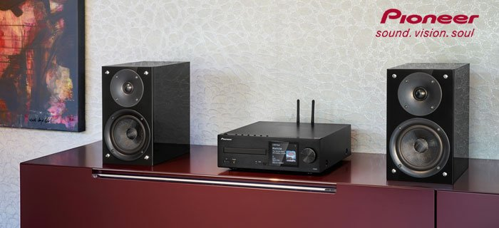 PioneerX-HM 86D Network Müzik Seti